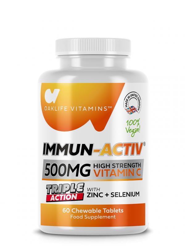 Immun-activ chewable